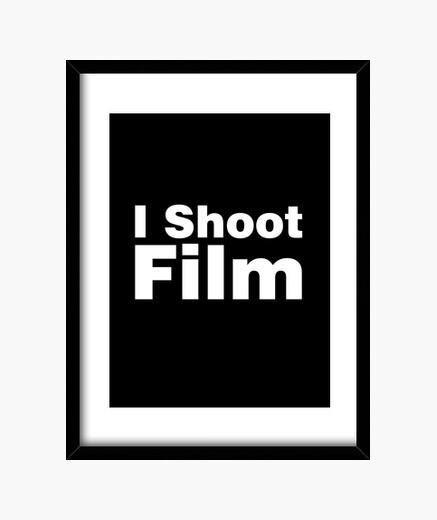 Quadro i sparare pellicola