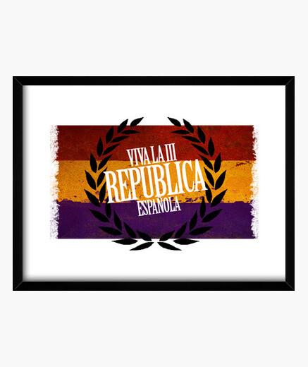 Cuadro III República