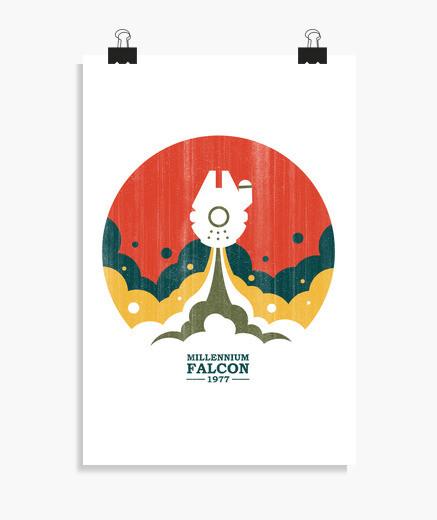 Poster il falco