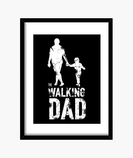 Quadro il walking dad