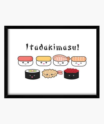 Cuadro Itadakimasu!