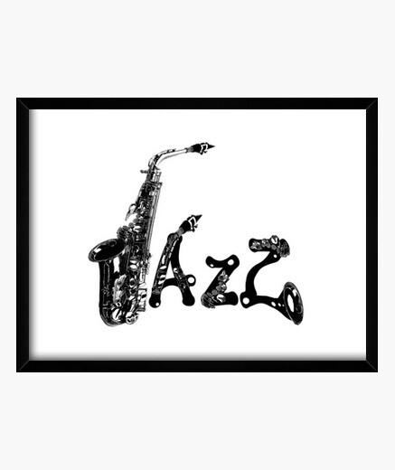 Cuadro Jazz