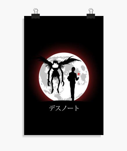 Poster Je régnerai sur le nouveau monde