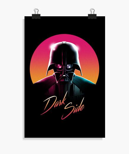 Poster le côté obscur