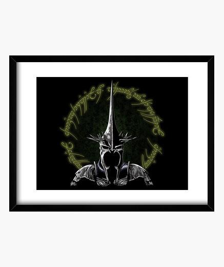 Cadre le seigneur morgul