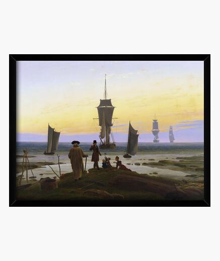 Cadre les étapes de la vie (1835)