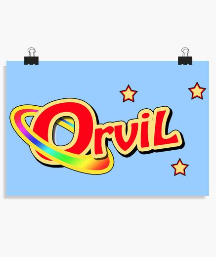 Poster Logo OrviL