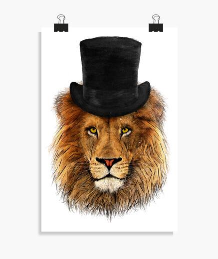 Poster logoor leonee