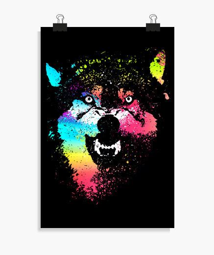 Poster lupi technicolor