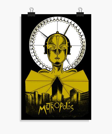 Poster métropole