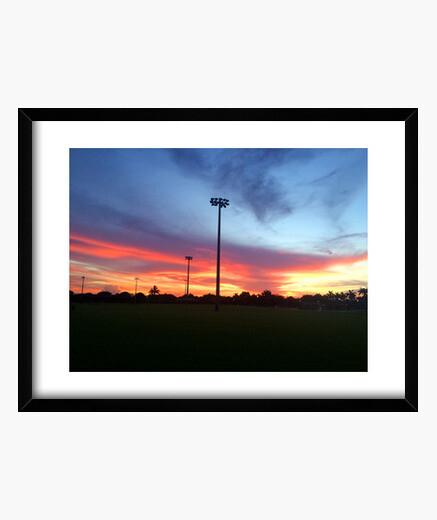 Cuadro Miami sunsets