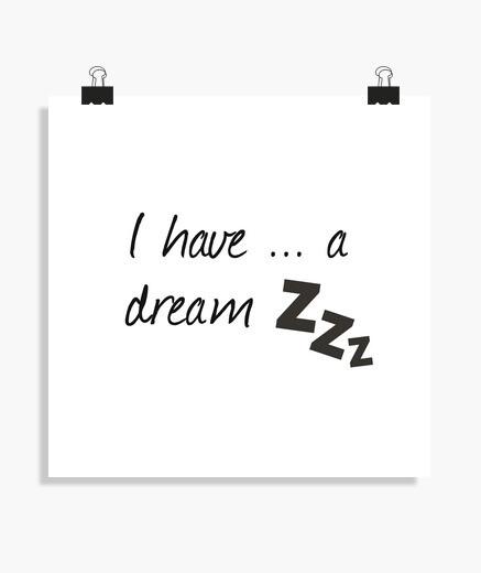 Poster mipozoenungozo - j39ai un dream zzz