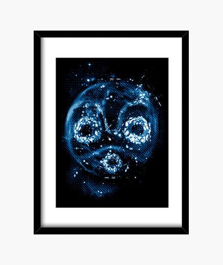 Cuadro nebulosa mononoke