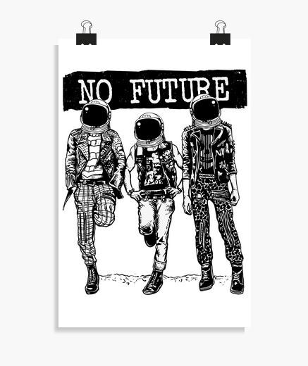 Poster nessun futuro