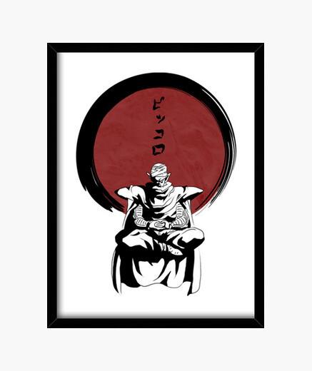 Cadre piccolo zen