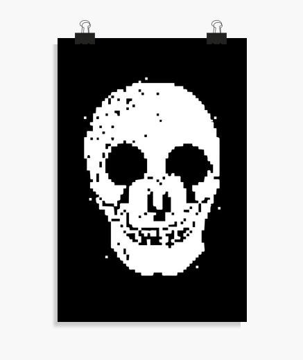 Póster pixel del mouse