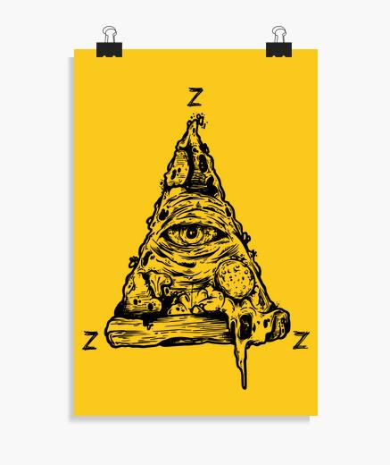 Poster Pizzza