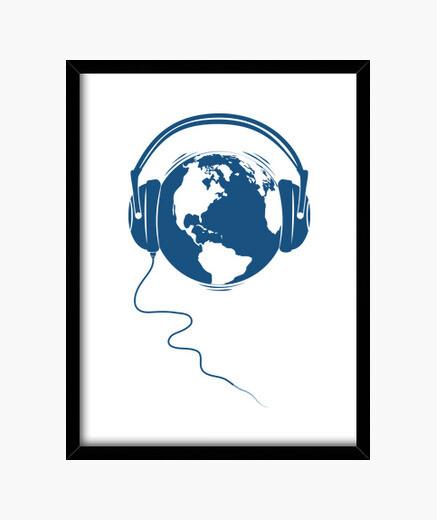 Cuadro Planet audio