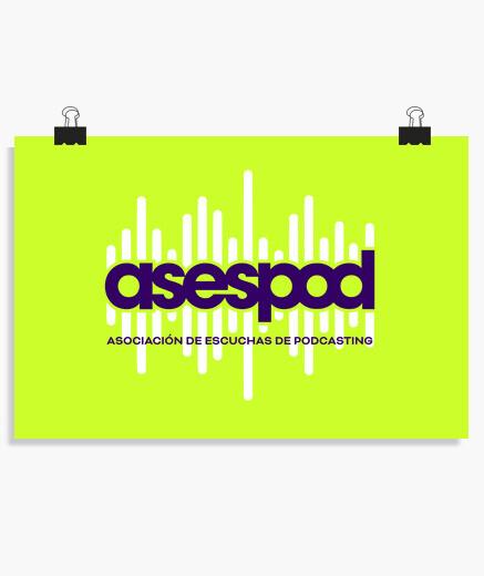 Póster ASESPOD 2020 ORIGINAL