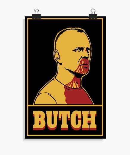 Póster Butch