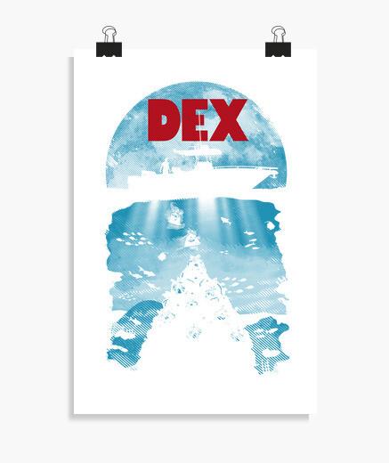 Póster Dex