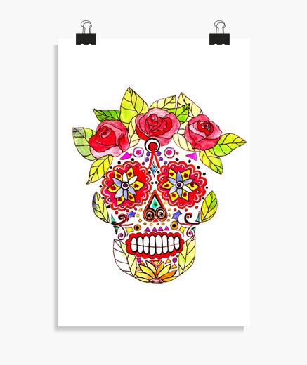 Poster katrina mexico