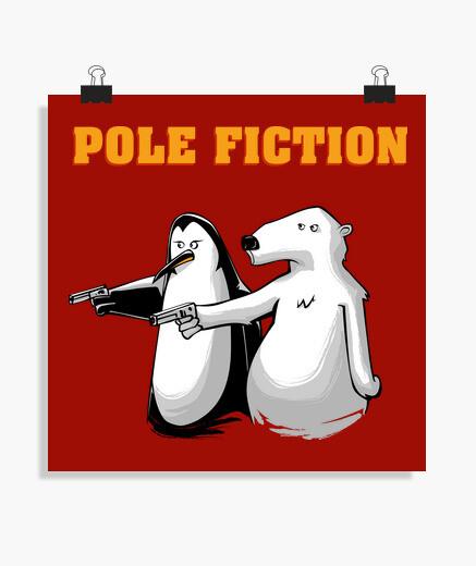 Póster polo de ficción