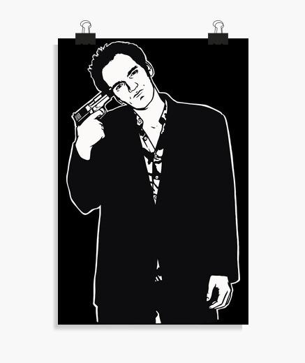 Póster Tarantino