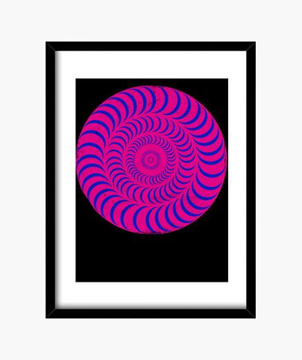 Bild psychedelisch
