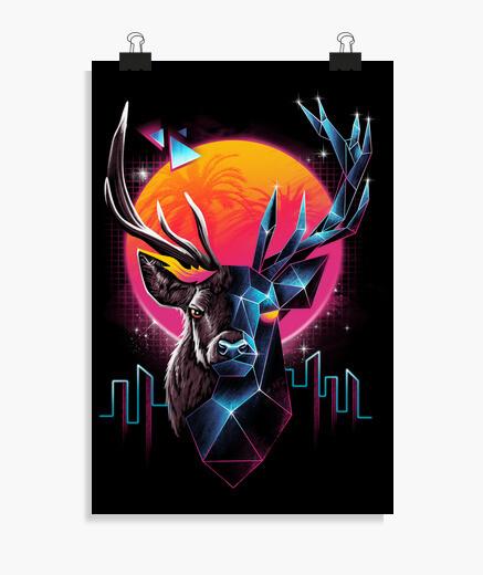 Poster rad cerf