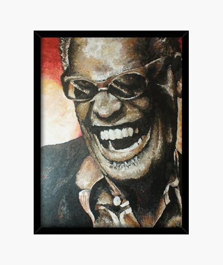 Cuadro Ray Charles