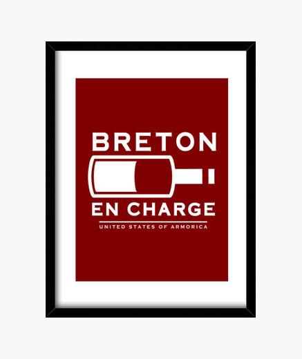 Cadre responsable bretonnes
