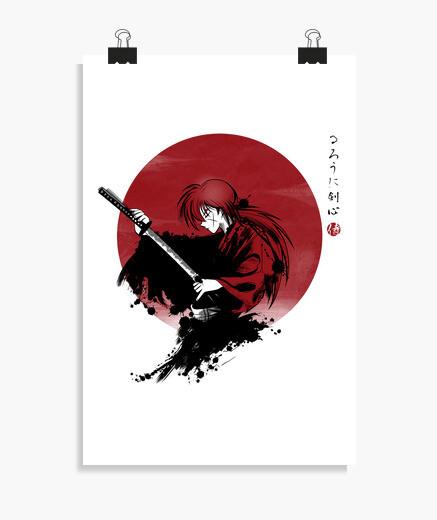 Poster rurouni