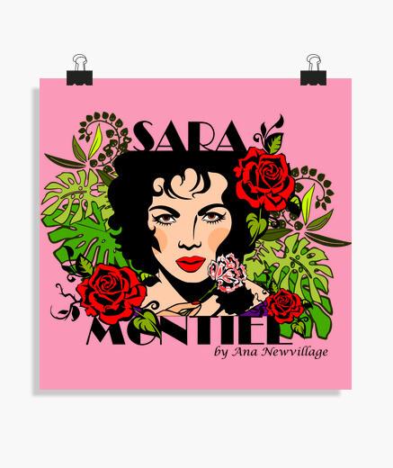 Poster Sara Montiel