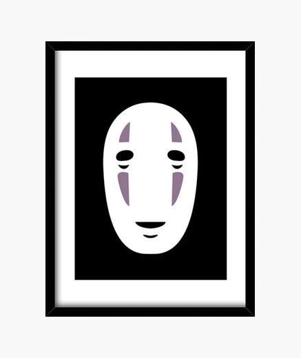 Quadro senza faccia