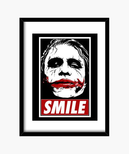 Cuadro Smile