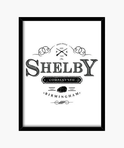 Cuadro sociedad limitada Shelby