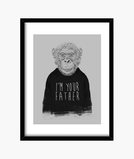 Quadro sono tuo padre
