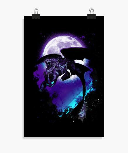 Poster Soul of the Nightfury