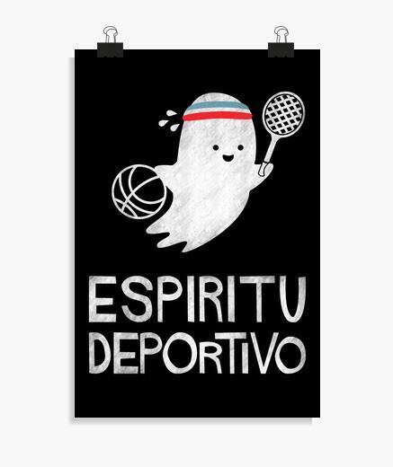 Poster sportivité