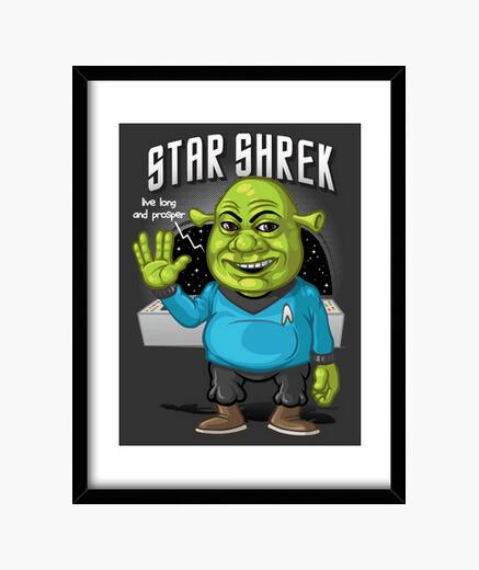 Cadre Star shrek