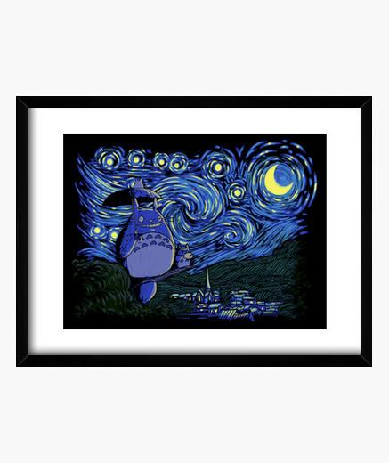 Cuadro Starry-Neighbor