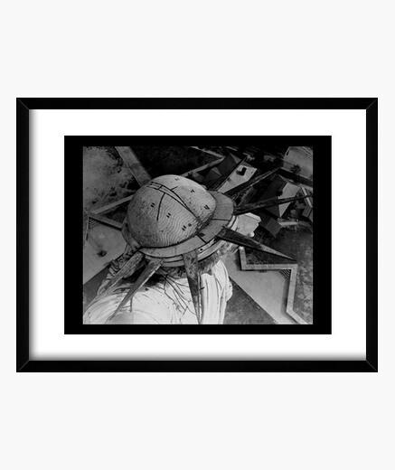 Cuadro Statue of Liberty, year 1920