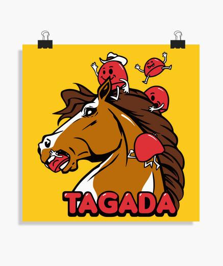 Tagada poster