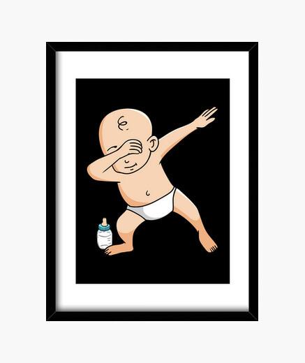 Quadro tamponando la danza baby