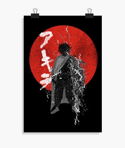 Poster tempête néo tokyo