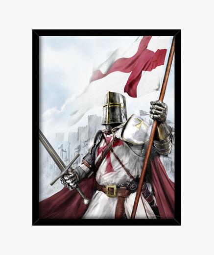 Cuadro Templario