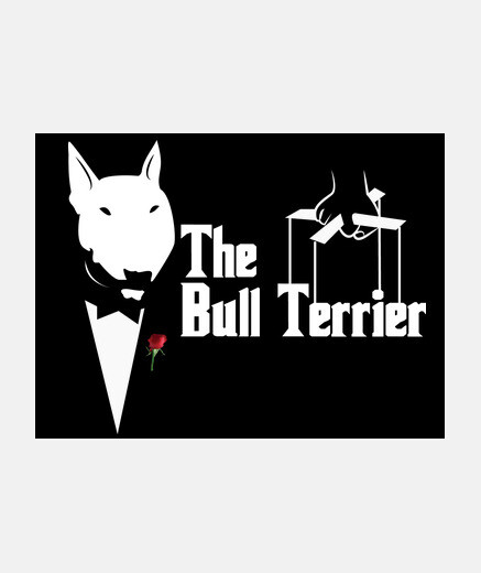 Camiseta THE BULL TERRIER