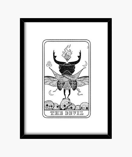 the devil bugs tarot i