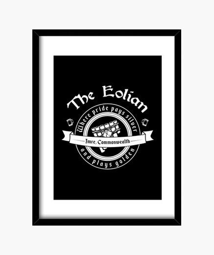 Cuadro The Eolian (El nombre del viento)